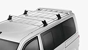 Original Vw T5 T6 Roof Rack Carrier For Vehicles With Mounting Rail Roof Rack Transport Carrier Support Bars 7h0071126a Auto