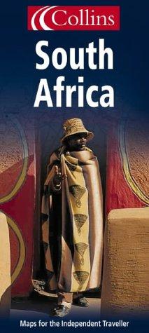 Carte routière : South Africa (en anglais) par Cartes Collin's