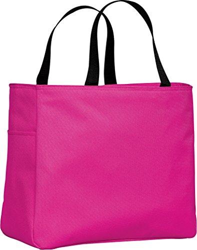 Port & Company - Sacchetto donna Tropical pink