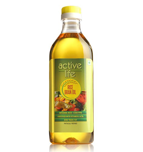 Modicare Soul Flavours Active Rice Bran Oil