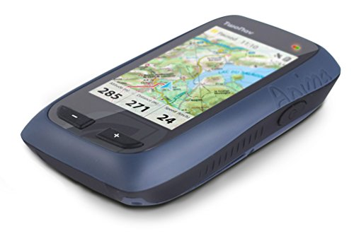 41G753aZXwL - TwoNav Anima Handheld GPS with Great Britain OS 1:50000 Mapping - Blue/Black