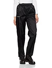 Regatta Women's Pack It Regatta Women's Pack It Waterproof Trousers - Midnight, Small