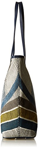 Gattinoni Gacpu0020000, Borsa a Spalla Donna, 13.5 x 31 x 35 cm (W x H x L) Blu (Luna)