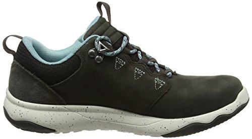 Teva Arrowood Lux Wp W's, Stivali da Escursionismo Donna Nero (Black Olive)