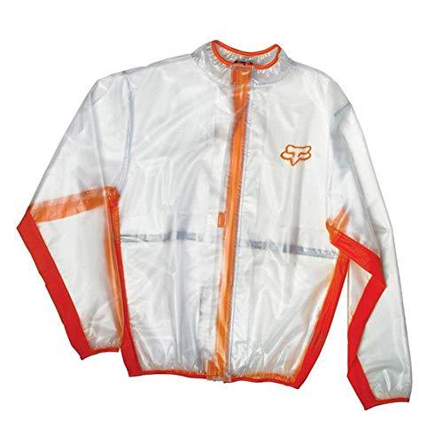 Fox Herren Jacke Mx Fluid, Orange, XXL, 10033-009 -