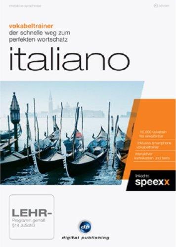 Interaktive Sprachreise: Vokabeltrainer Italiano [Download]
