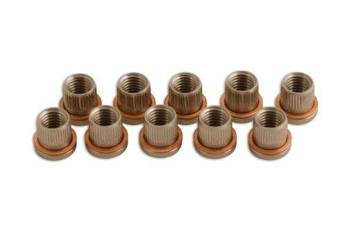 Laser - 5038 10er Gewindeeinsätze Zur Verwendung mit 5037