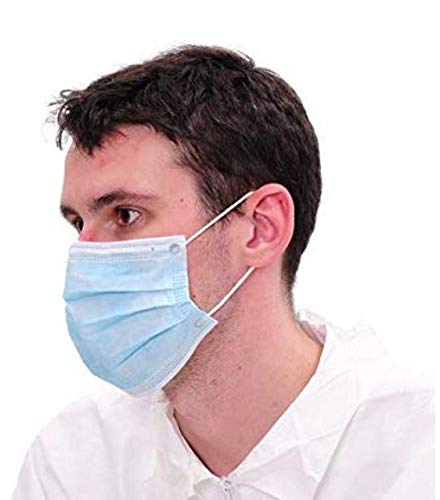 Anti pollution and Virus Control 3 Layer Mask for men...