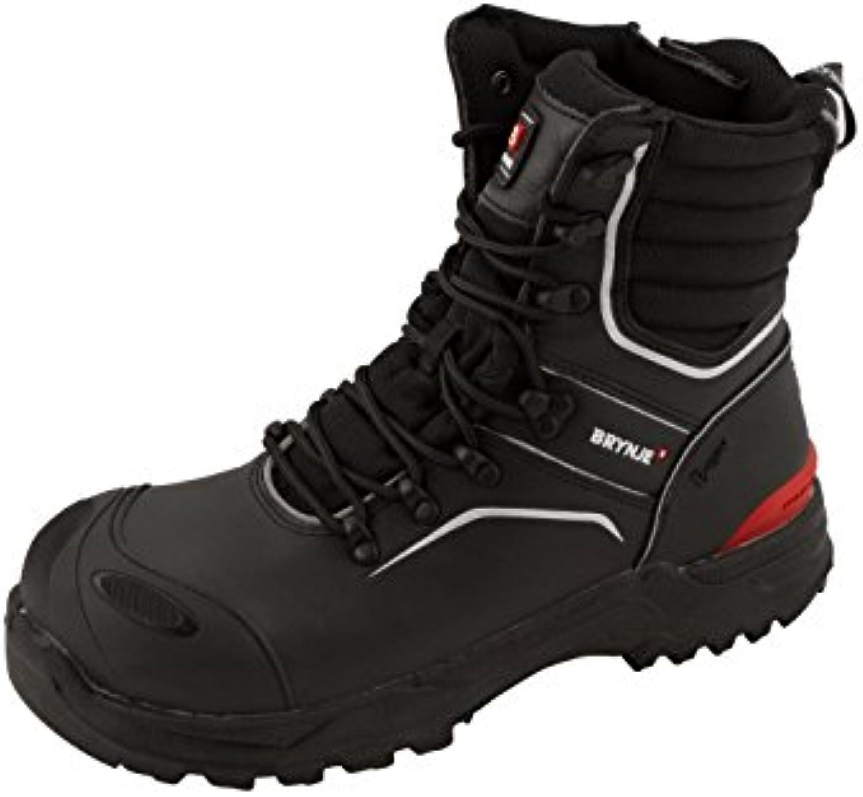 Brynje Sicherheitsschuhe Modell B Dry Boot with Zip  EN ISO 20345 S3 SRC