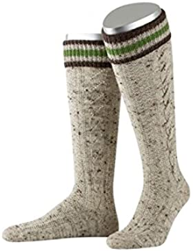 ALMBOCK Trachtensocken Herren   Trachtenstrümpfe aus Merino Wolle in vielen Modellen und Farben   Lange und kurze...