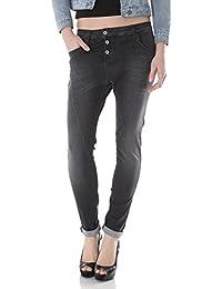 PLEASE - P78a er6 femme jeans pantalon baggy
