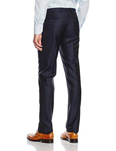 Cortefiel Herren Anzug Especiales Reda Tailored Blau (BLUES)
