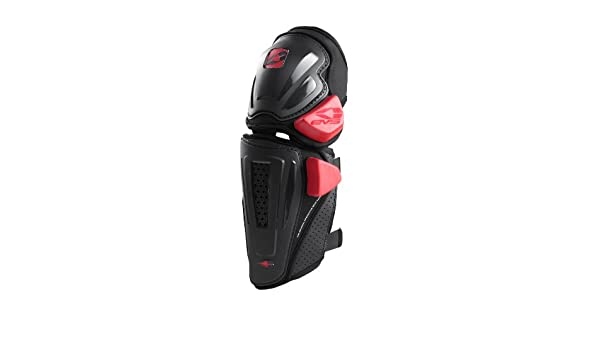 Black, Small//Medium EVS Sports 212200-0112 SP Knee Guards