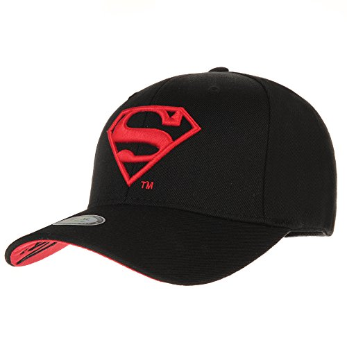 Imagen de withmoons de béisbol de trucker sombrero de superman shield  embroidery cotton baseball cap ac3260 ... 9c7f9c19615