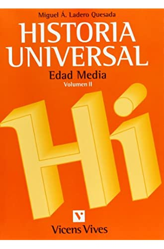 Descargar gratis Historia Universal Media. Universidad de Miguel Angel Ladero Quesada