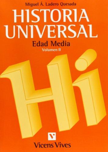 Historia universal media por Miguel Ángel Ladero Quesada