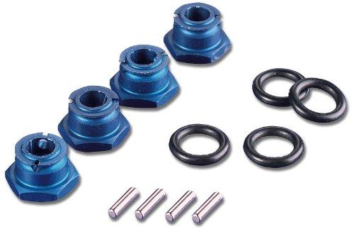 Carson 500013442 - Adaptador llantas aluminio, 4 unidades