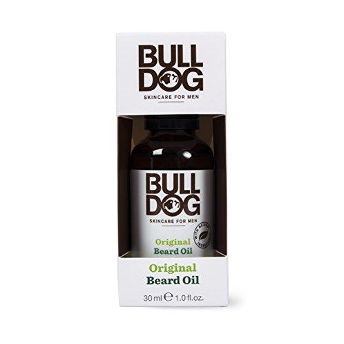 BullDog Original barba Petróleo, 30ml