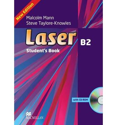 Laser Student's Book + CD-ROM Pack Level B2 (Laser) (Mixed media product) - Common