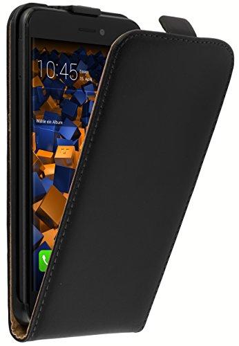mumbi Flip Case für Huawei P8 lite 2017 Tasche