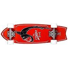 Remember Skate Longboard Collective Stingerfish - Longboard, color Multicolor, talla Única