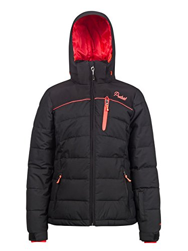 Protest SAMIA JR snowjacket True Black - 140