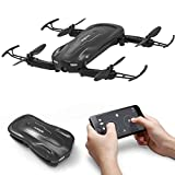 SUPER TOY Syma Z1 Wi-Fi Camera Foldable Selfie Drone Quadcopter