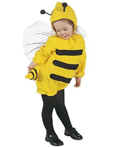 WIDMANN Costume Carnevale Ape Bee Travestimento Bambini PS 05425-2/3 Anni