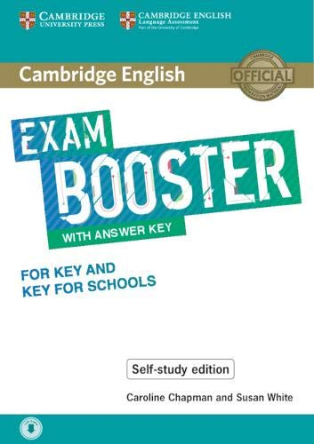Cambridge English Booster with Answer Key for Key and Key for Schools - Self-Study Edition: Photocopiable Exam Resources for Teachers (Cambridge English Exam Boosters)