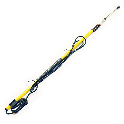 7.2m Telescopic Extendable Lance for Pressure Washer by Equipmart Ltd Test