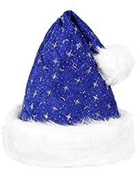 Weihnachtsmütze   Nikolausmütze Weihnachtsmann Mütze   kuschelweich & angenehm zu tragen   Für Kinder & Erwachsene   von ALSINO