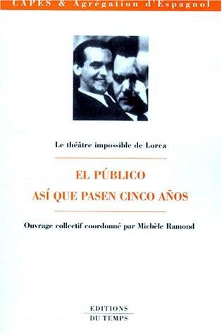 Le théâtre impossible de Lorca
