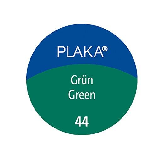 Pelikan 101154 - Bastelfarbe Plaka, Glas Ton 44, 50 ml, grün