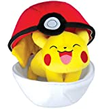Pokemon T19363- Tomy Pokéball Peluche...