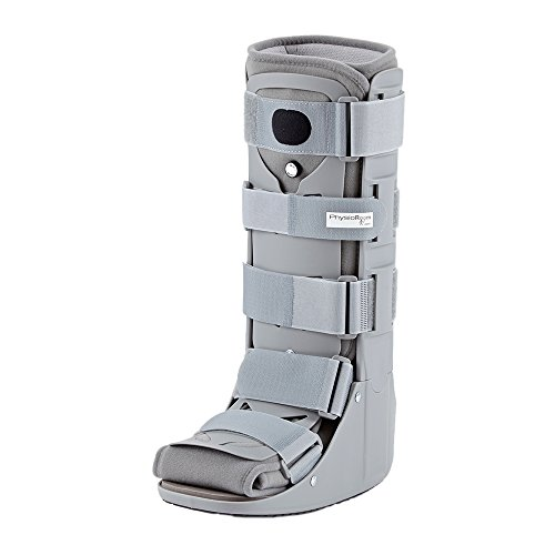 Knöchel-brace Brace (PhysioRoom Air Shield Walker - Support Brace Fractures Removable Front Small)