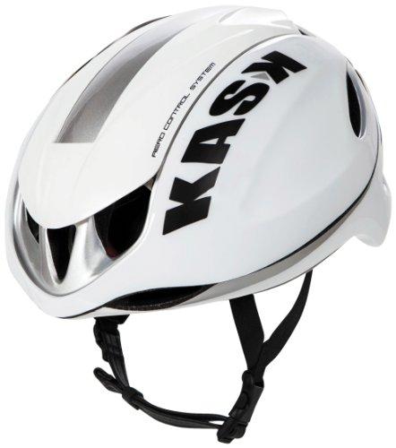 Kask Infinity - Casco para bicicleta de carretera, color blanco, talla M (M),talla M (52-58 cm)