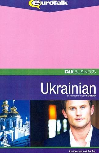 Talk Business Ukrainisch: Redewendungen und Ausdrücke aus der Geschäftswelt - Mittelstufenkurs