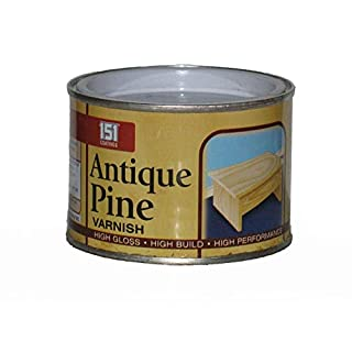 Able & Handy 91455 180ml Antique Pine Varnish (DGN), Multi-Colour