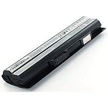 Batería compatible con MSI 40029683M6E con Li-Ion/10.8V/4400mAh