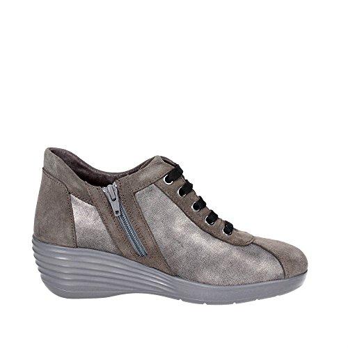 Stonefly 107422 N08 Petite Sneakers Femme Gris