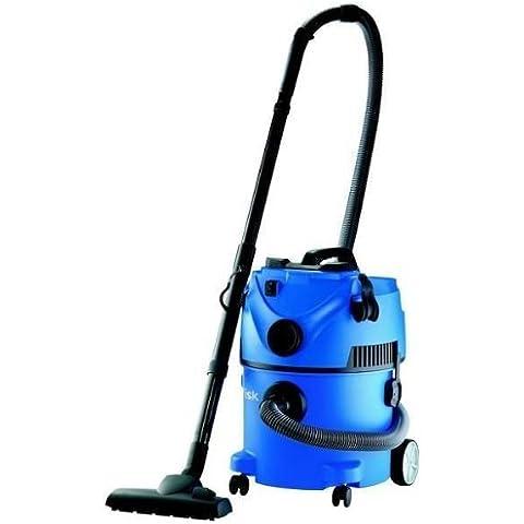 Nilfisk 107402046 Multi 20 CR - Aspiradora con sistema de limpieza por agua y en seco, color azul