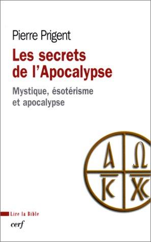 Les Secrets de l'Apocalypse par Pierre Prigent