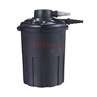 jebao pf-40e uvc pond bio pressure filter - max pond size 15000 litres Jebao PF-40E UVC Pond Bio Pressure Filter – Max Pond Size 15000 Litres 41G7Sj9c25L