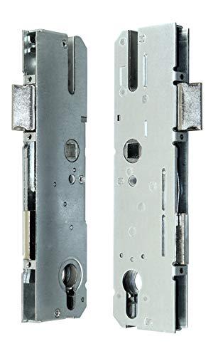 KFV Reparatur Schlosskasten Hauptschloss AS 8250 Dornmaß: 35mm (32mm) / Entfernung: 92mm, incl. SN-TEC Montagematerial zum Schrauben und Nieten & SN-TEC Montageanleitung