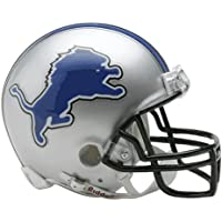 NFL Riddell Football Mini-Helm Detroit Lions