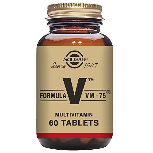 Solgar Formula VM-75-60 Tablets
