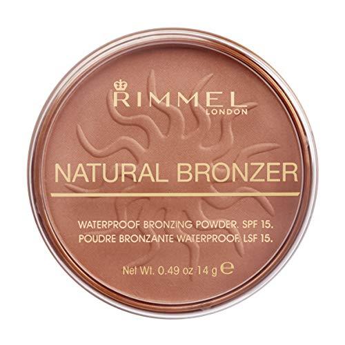 Rimmel London Natural Bronzer Polvos Tono