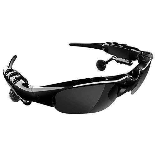 Bluetooth Sonnenbrille Polarisierte Brille Drahtlose Musik Sonnenbrille Sport Outdoor Stereo Kopfhörer Freisprecheinrichtung Headset Kompatibel Mit Android Samsung Galaxy LG Smartphones Tablets IPad