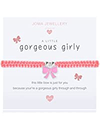 Joma Jewellery Childrens A Little Gorgeous Girly Bracelet