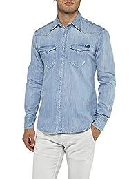 95cb0318d0 Amazon.it: REPLAY - Camicie casual / Camicie: Abbigliamento